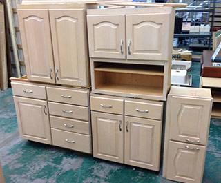 Portable Kitchen Cabinet | Secondhand
