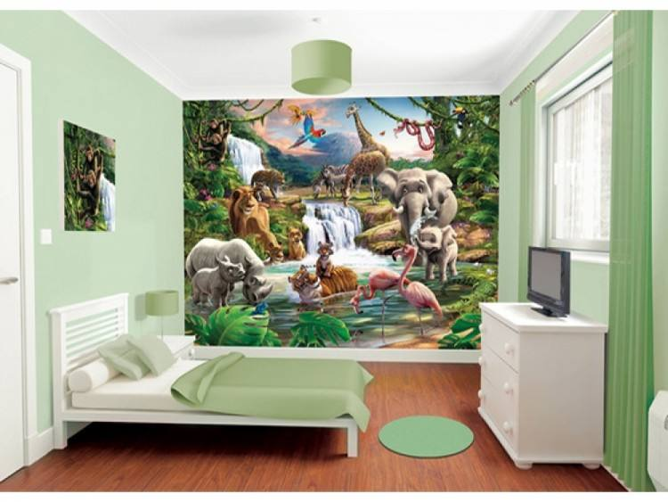 jungle bed stunning jungle themed bedroom