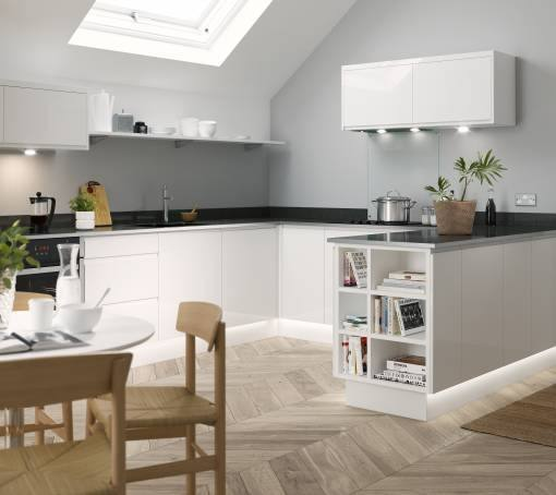 grey kitchen ideas