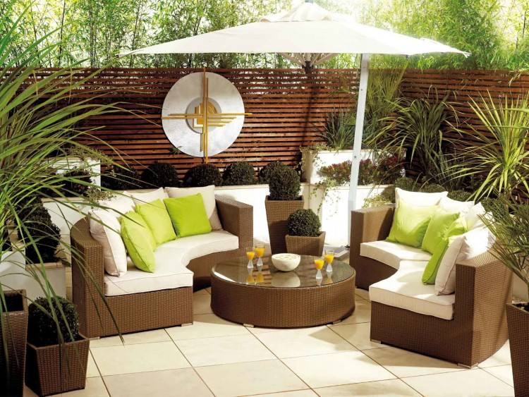 Outdoor living by Brittany Hopper