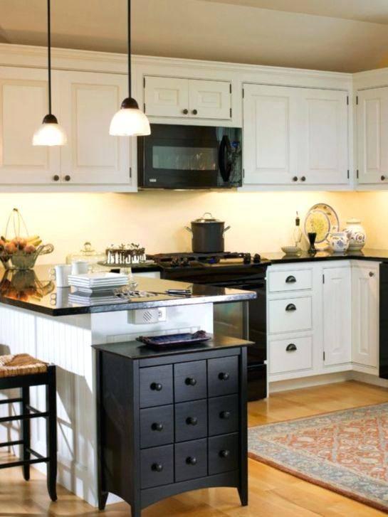 kitchens with black appliances recent impressive dark kitchen