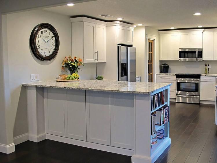 Creative Of Shaker Kitchen Designs Minimalist