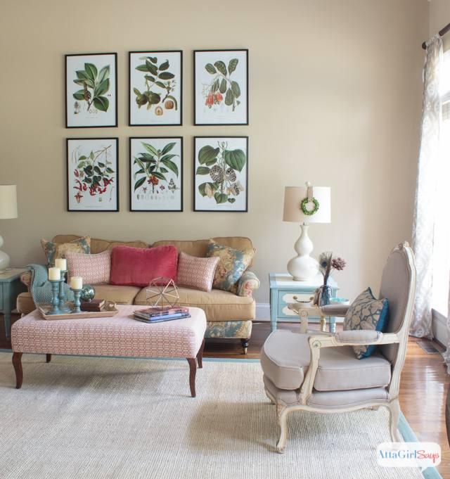 Living Room Scheme Decoration Medium size Vintage Farmhouse Living Room Style Design Ideas Modern