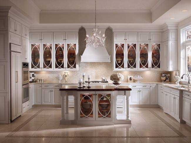 Special orgainizers extend the usefulness of cabinets