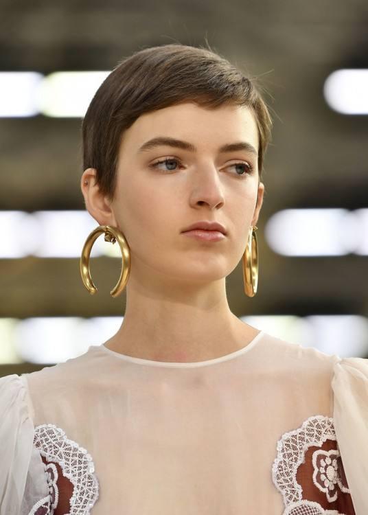Marine Serre, Louis Vuitton, Chanel spring 2019