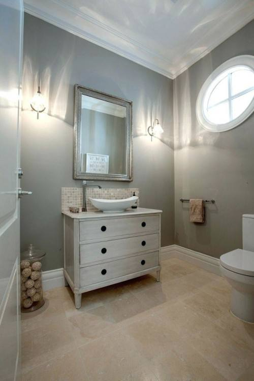 painted tile bathroom the power of paint on budget room revamps painting bathroom painted tile bathroom