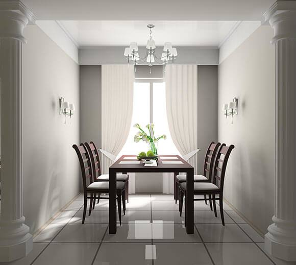 living dining rooms eggshell home modern glam living and dining room blue decor open floor living