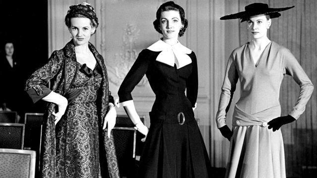 1950s chemise dress