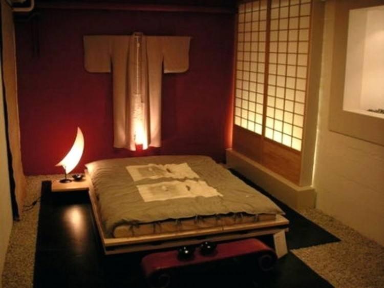 japanese bedroom decorating