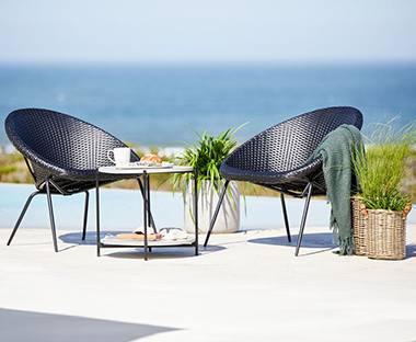 Product offer badge Horizon Teak Modular Corner Chair