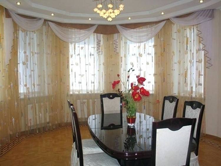 dining room valance ideas curtains valances window 7
