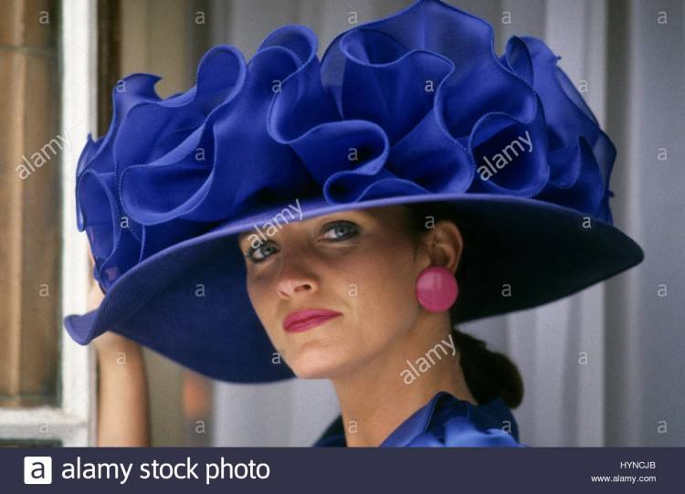 Spring Racing Carnival Trends: Hats
