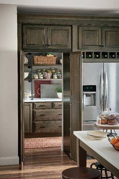 #Kitchen #cabinet #organization for every lifestyle! #Storage #ideas to make
