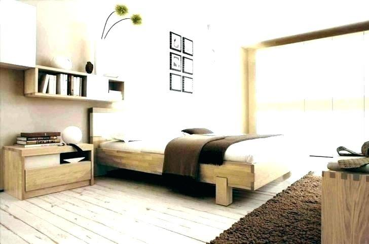 no bed frame bedroom ideas
