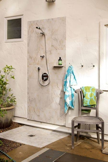 outdoor shower enclosure ideas fantastic showers for your garden full image portable luxury bathrooms amazing modern