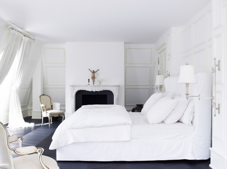 Learn how decorate a white bedroom to create a stylish and serene retreat you'll be thrilled to call home