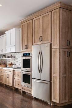 Cherry Shaker Kitchen Cabinet