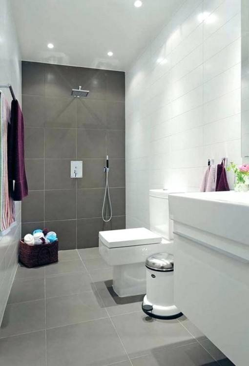 gray bathroom decorating ideas
