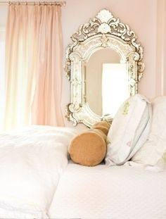 rose gold room decor