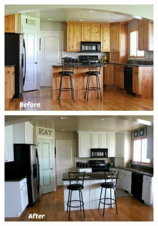 Top 10 Tips when painting your kitchen cabinets with Chalk Paint®