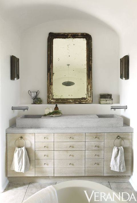 Neutral Bathroom Color Palette #Bathroom #
