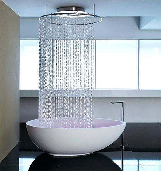 Colorful Bathroom Apartment Decor