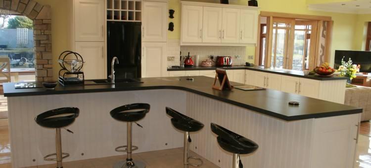 Kitchen respray in Dublin; photo of Kitchen respray in Rush Co