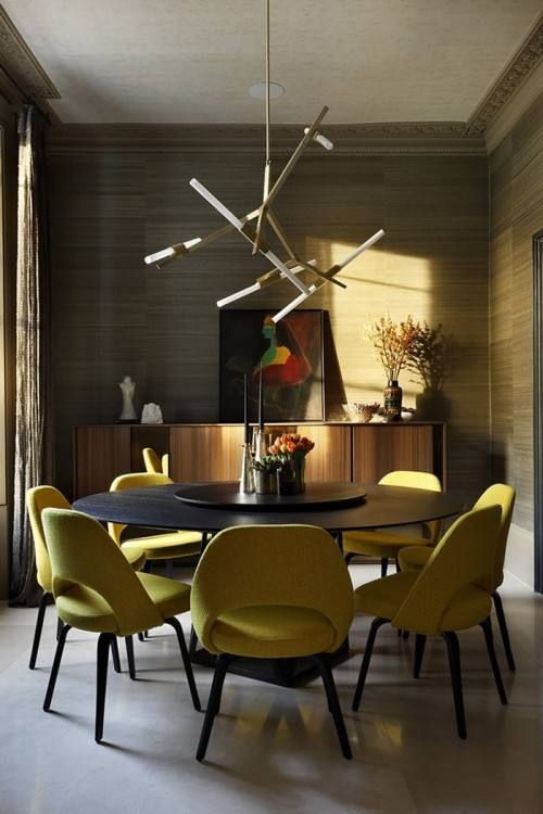 Sidetracked Popular Small Round Dining Room Tables House Prepare Wall Surface Roof Color Paint Furnished