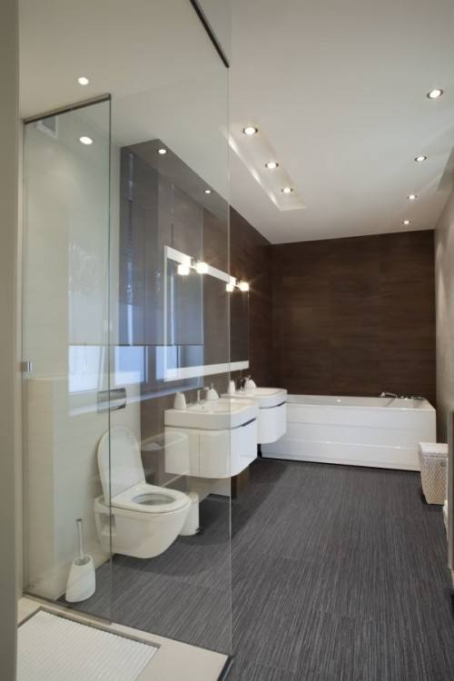 [Bathroom Ideas] Contemporary Bathroom Stone Ultra