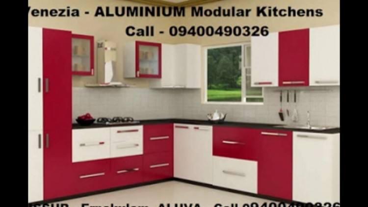 model kitchen cabinets kerala model kitchen cabinets design