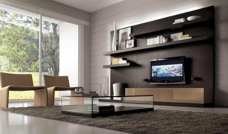 Family Room Tv Ideas Wall Design Idea And Decorations