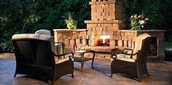 outdoor living areas pictures spaces with pools room fireplace