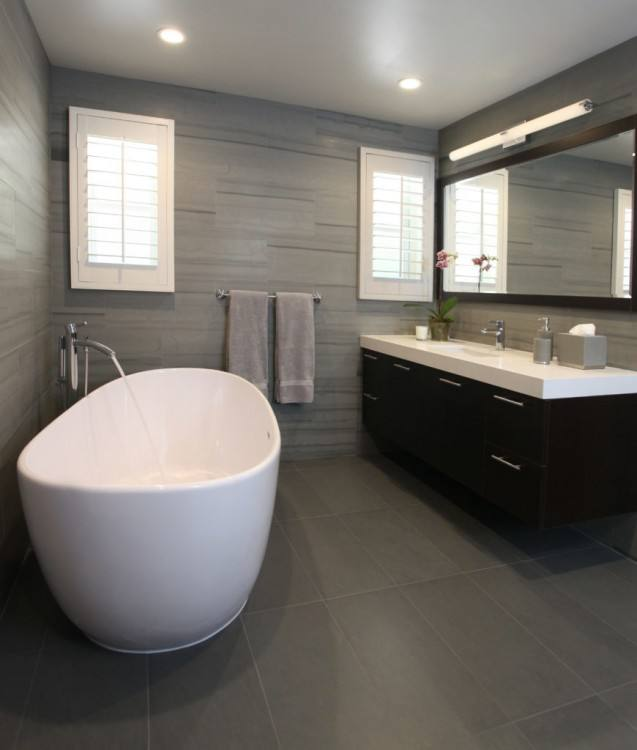 Full Size of Modern Bathroom Ideas 2019 Grey And White Gray Cool Mid Century Tile Best