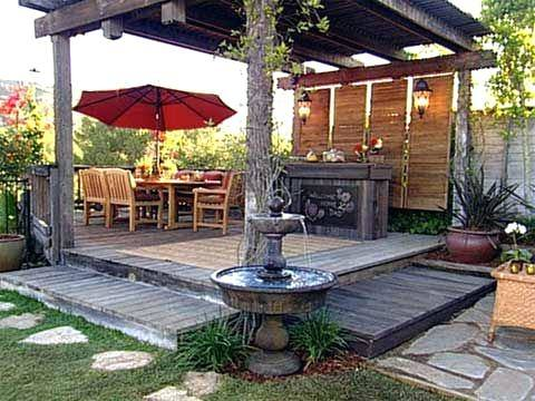 Patio Design: Ideas