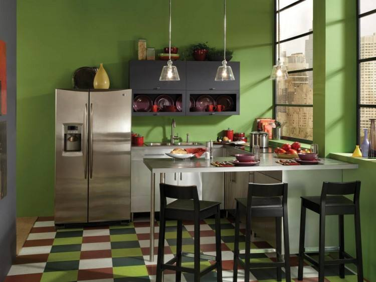 Full Size of Cabinets Color Choices For Kitchen Green Best Paint And Wall Colors Ideas Popular Large