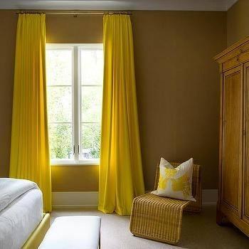 yellow room ideas