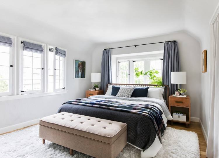 Get inspired by Glam Bedroom Design photo by Wayfair