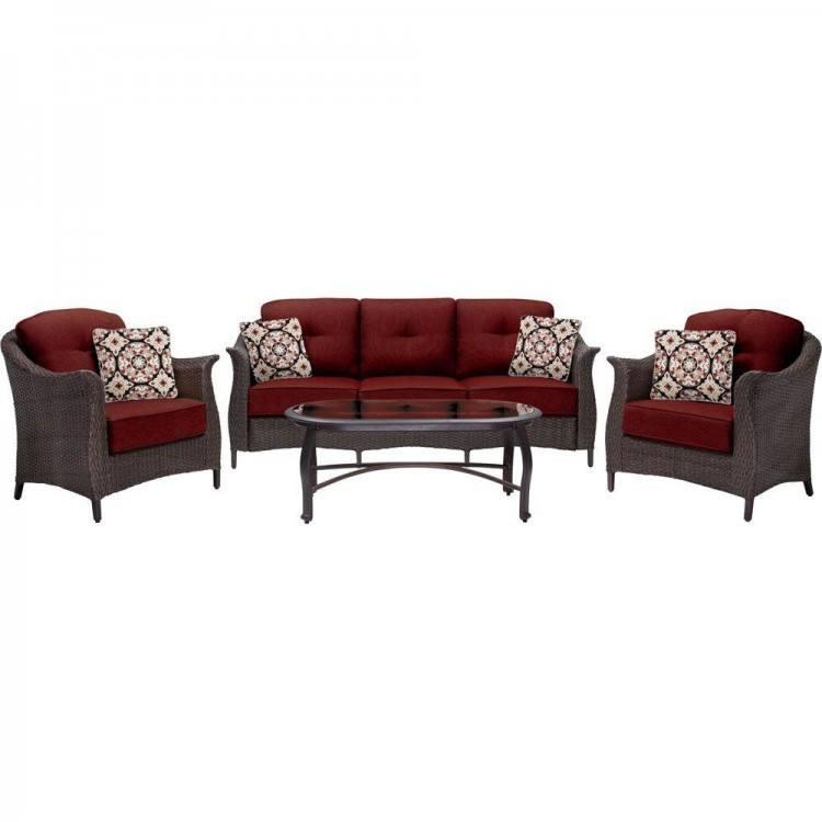 Riviera Sunbrella® Outdoor Furniture Cushions