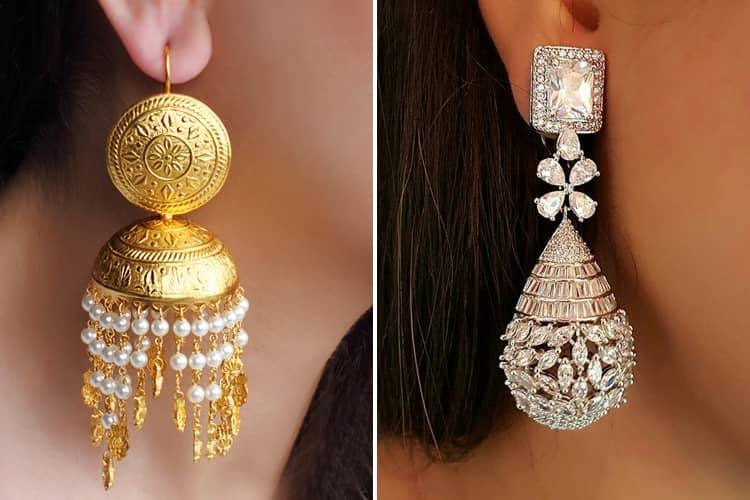 2019 Exaggerated Fashion Vintage Women Earrings For Couple Or Christmas Gift With Tassel Earrings Trend Street To Take Popular Selling Wholesale From