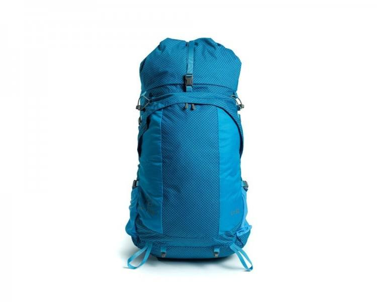 The women's REI Flash 52 pack sports a redesigned frame, hipbelt and back panel, combining ultralight materials with the comfort and performance you'd