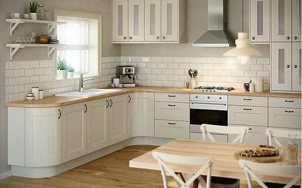 We can look after design, supply and installation of a range of high quality kitchens,