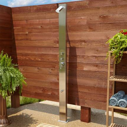Lawn,  driveway, patio or deck area, against the wall or in an open space – you  can now freely