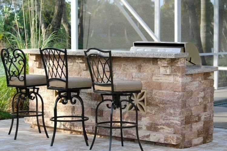 This Charlotte outdoor living space has it all — areas for shade, sun, dining