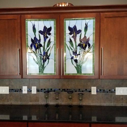 kitchen cabinet insert
