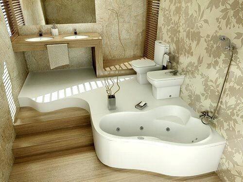 Astounding New Bathroom Designs For 2018