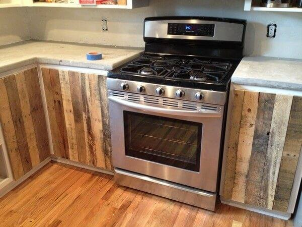 Kitchen Ideas Using Pallets