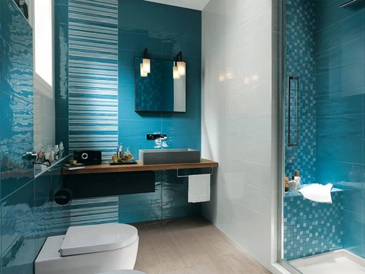 gray blue bathroom ideas