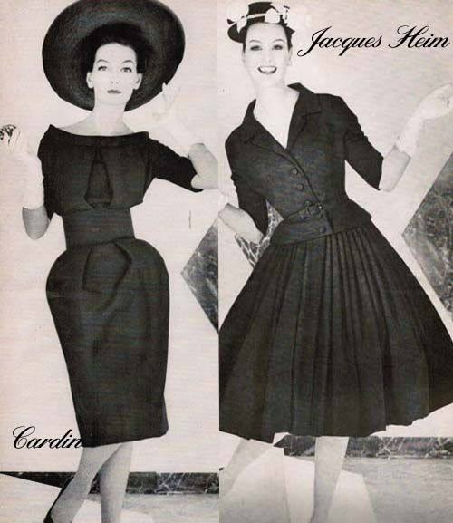 fanelli Jeans, Vintage Outfits, Robes Vintage, Retro Outfits 1950s