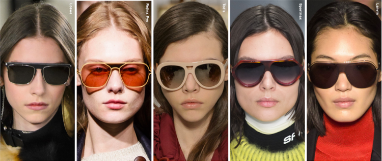 2017 will be marked by a multitude of fashionable eyewear frame trends