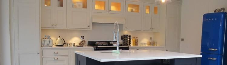 in frame kitchen